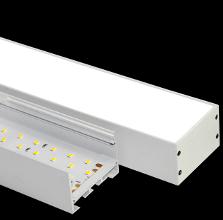 Suspended/pendant or surface-mounted Led Linear Light 104932,30W