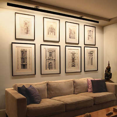 Linear Led Art Lighting for pictures & paintings
